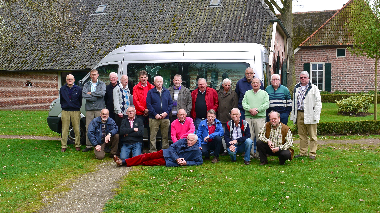 Groepsfoto Vlearmoesbus